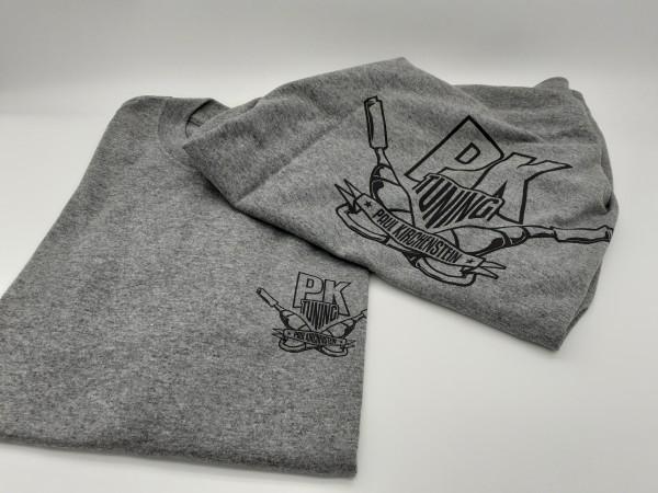 T-Shirt PK-Tuning Grau