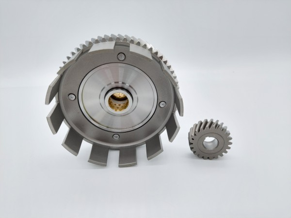 Kupplungskorb/ Primärantrieb 62/21 Zähne für S70, S83, SR80